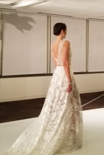 Lace gown, MB Design Gallery