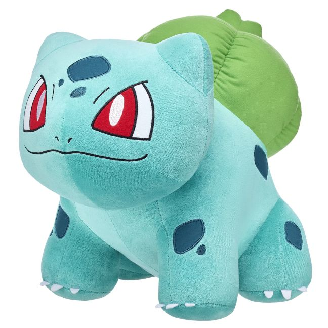 It's... Bulbasaur!